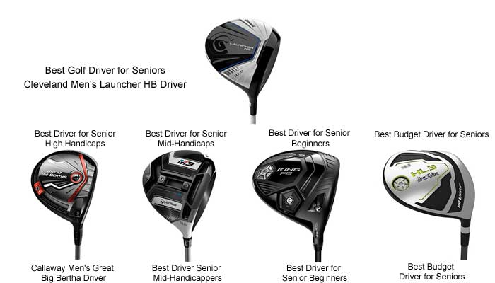 Best Golf Drivers for Seniors