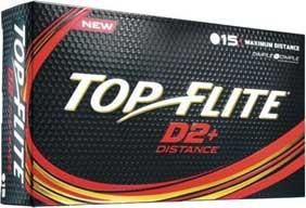 Top Flight D2+ Distance